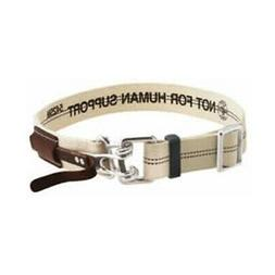 Tool Belt with Quick-Release Buckle, Cotton/Polyester Blend,
