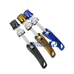New Bicycle Cycling Aluminum Quick Release Seat Binder Post