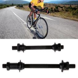 Bike Bicycle Quick Release Front Back Axles Hollow Hub Shaft