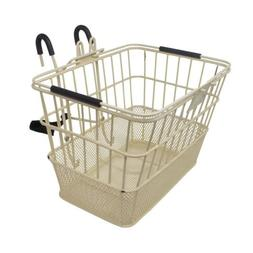 FeNIX Bike Bicycle Quick RELEASE SQUARE BASKET CARRY-A-ROUND