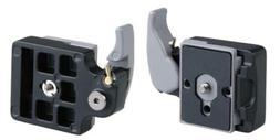 Vktech Black Camera 323 Quick Release Plate Mount
