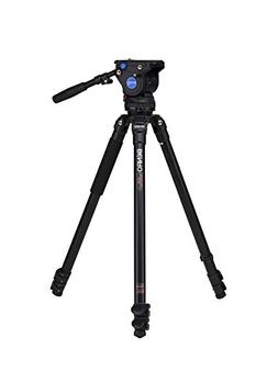 Benro BV4 Aluminum Video Tripod Kit