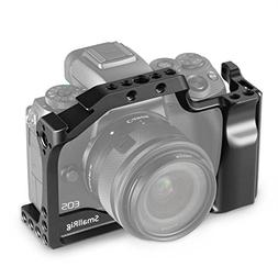 SmallRig Cage for Canon EOS M50 and M5 with Integrated Grip