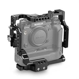 SmallRig X-T2 Cage with Mounting Points and Cold Shoe for Fu