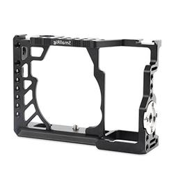 SmallRig Camera Cage for SONY A7/A7S/A7R Camera with Built-i