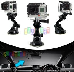 Car Dash Mount with Suction Cup for GoPro HERO 6, 5, 4, 3+,