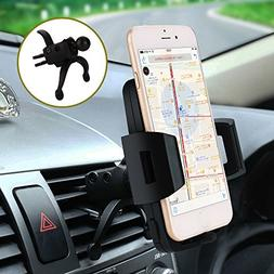 Car Mount,Car Phone Holder Bvenko Hide Lightning Cable and 3