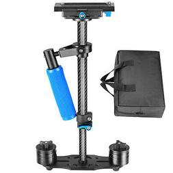 Neewer Carbon Fiber 15.7 inches Handheld Stabilizer with Qui