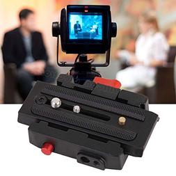 CBK P200 Quick Release Clamp QR Plate for Manfrotto 501 500A
