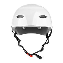 MagiDeal CE Approved Water Sports Safety Helmet S/M/L - Whit