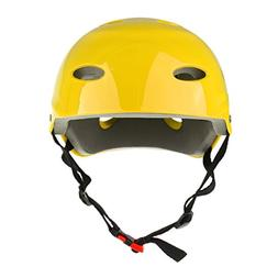MagiDeal CE Approved Water Sports Safety Helmet S/M/L - Yell