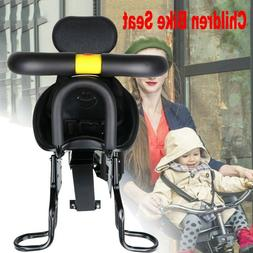 Children Bike Seat with Handle Quick Release Seat Cycle Adju
