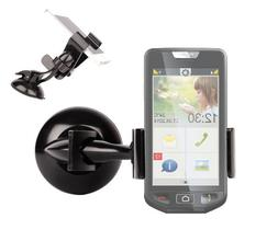 DURAGADGET Clamp Style Windscreen Clip / Suction Mount with