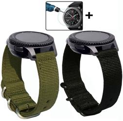 OTOPO Compatible Galaxy Watch 46mm Gear S3 Straps, 22mm Quic