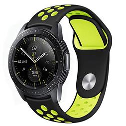 Compatible with Gear Sport Bands/Gear S2 Classic Band/Galaxy