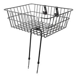 Sunlite Standard Deep Basket, Large , Black