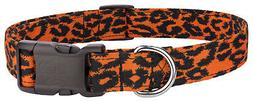 Country Brook Design® Deluxe Orange Leopard Designer Dog Co