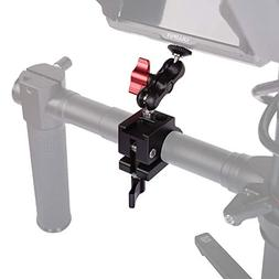 DF Quick Release Clamp Monitor Mount Holder 22mm Diameter Co