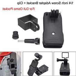 Xiaohua for DJI OSMO Pocket, Expansion 1/4 inch Screw Adapte