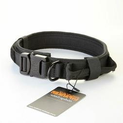 Dogs Tactical Basic Collar High Graded Quality Quick Release