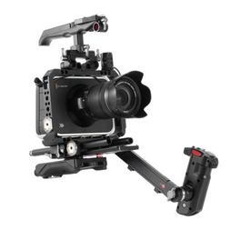 JTZ DP30 Camera Cage with 15mm Rail Rod Baseplate Rig and To