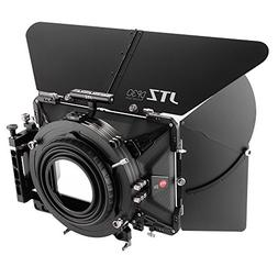 JTZ DP30 Cine Carbon Fiber 5.65x5.65 Matte Box with 15mm/19m