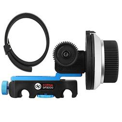 Foto4easy DP3000 M3 DSLR Follow Focus Quick Release Clamp +