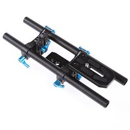 FOTGA DP500 II DSLR rail 15mm rod support system for follow