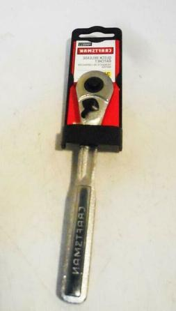 Craftsman 3/8 Inch Drive Quick Release Teardrop Ratchet, 9-4