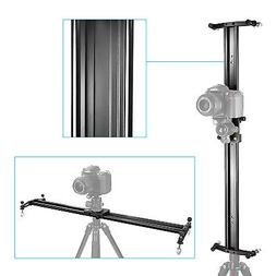 Neewer 40 inches/100 centimeters Aluminum Alloy Camera Track