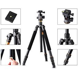 Andoer DSLR Camera Tripod - Professional Q999 Portable Trave