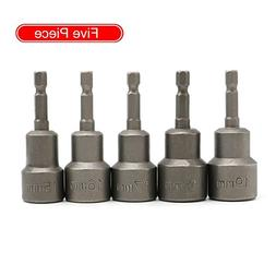 Electronic Quickly Change Magnetic Nut Seter He-Shank Socket