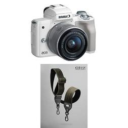 eos m50 mirrorless kit w