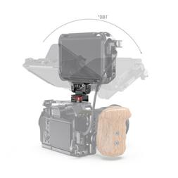SmallRig Field Monitor Holder Mount EVF Mount with Quick Rel
