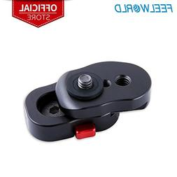 FEELWORLD Field Monitor Quick Release Plate for 3.5 5 7 inch