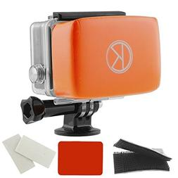 CamKix Floater for GoPro Hero - Removable Float for GoPro Ho
