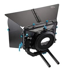 FOTGA DP3000 Professional Swing-Away Matte Box Sunshade DSLR