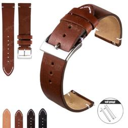 Genuine Leather Watch Band Strap For Samsung Galaxy Watch 42