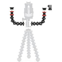 Joby GorillaPod Arm Kit for Action Video Camera, Mics and Li