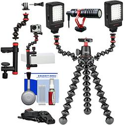 Joby GorillaPod 3K Flexible Mini Tripod with Ball Head Kit +