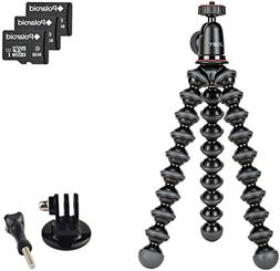 Joby New GorillaPod Hybrid For Action Cameras and a Ivation