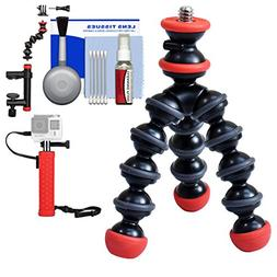 Joby GorillaPod Magnetic Mini Flexible Tripod with Hand Grip