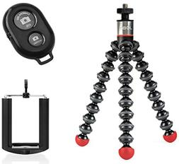 Joby NEW GorillaPod Magnetic Tripod with Ivation Wireless Bl