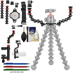 Joby GorillaPod Multi-Arms Rig Upgrade with Clamp Arm + Clea