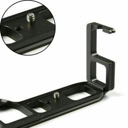 Hand Grip Quick Release L Plate Bracket For Sony A7RIII A7II