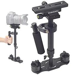 "ASHANKS Handheld Stabilizer 24""/60cm with Quick Release Plat"