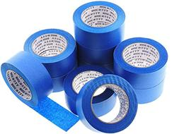 10x 2 in inch 60 yd USA Premium Blue Painters Tape Paint Mas