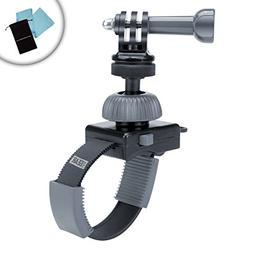 USA Gear Extreme Ironing  POV Zip Tie Style Action Camera Mo