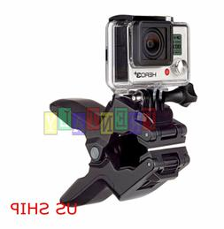 Jaws Flex Clamp Mount For All Gopro Hero 4 3 2 1 Camera Acce