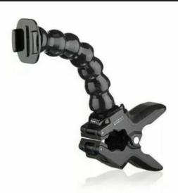 GoPro Jaws Flex Clamp Mount Genuine Fits All Hero Cameras AC